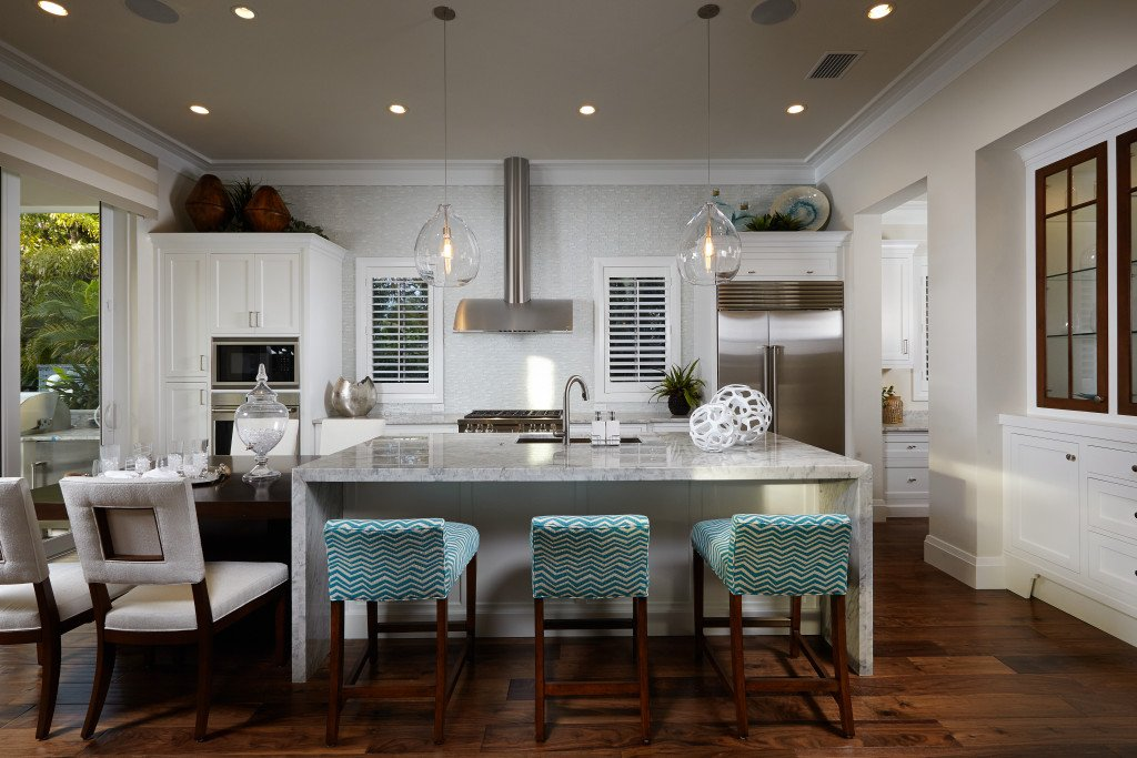 The Chelston's luxury kitchen offers a blank canvas for an exquisite culinary experience.