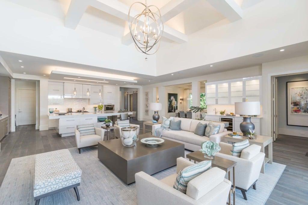 The Watlington features a captivating interior design by Jennifer Steven...